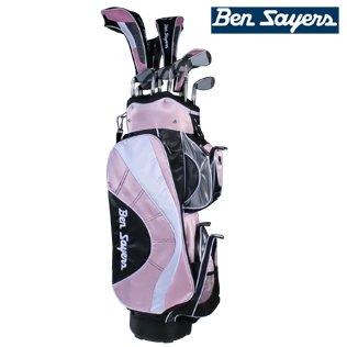 17-teiliges Golf Komplett Set für Damen von BEN SAYERS Spitzenpreis