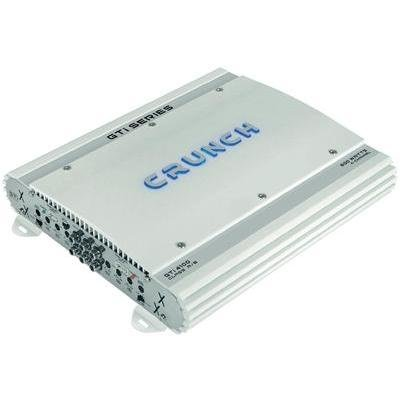 Amplificateur auto Crunch GTI4100 4X200 Watt