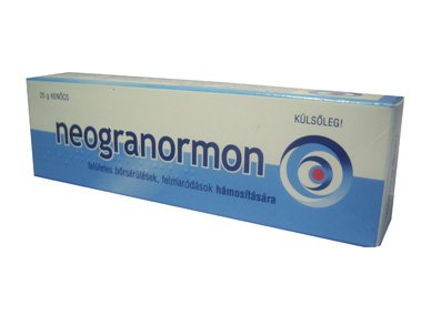 Neogranormon Epithelizing 25g, Skin Irritation