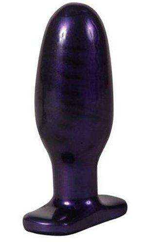 Tantus Ryder Anal Plug, Midnight Purple