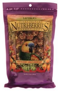 Image of Lafeber Tropical Fruit Nutri-Berries Parrot 10oz (B003NN4TTY)