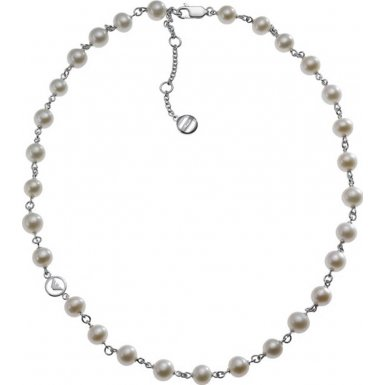 Emporio Armani EG2908040 Ladies Fresh Water Pearl Necklace