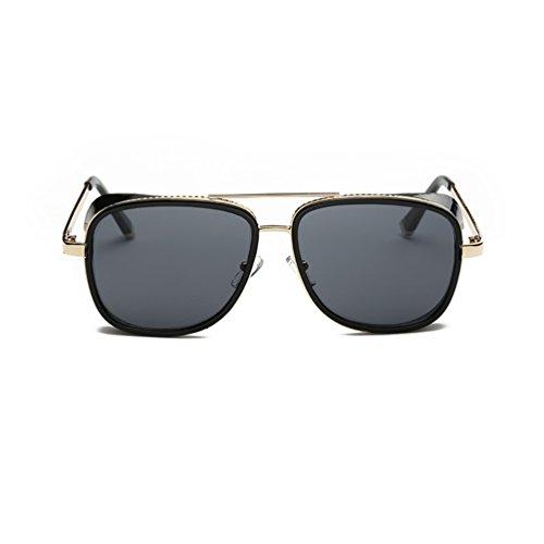 Brand New 2016 Mirror Lens Party Glasses Women Cyber Goggles Steampunk Sunglasses Vintage Retro For Men