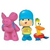 Pocoyo Bath Figures 3-Pack 24701