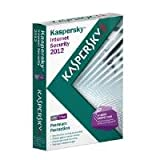 Kaspersky Internet Security 2012 1 User 1 Year (DVD)