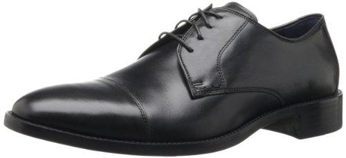 Cole Haan Men's Lenox Hill Cap Oxford,Black,10.5 M US (Cole Haan Black Cap Toe compare prices)