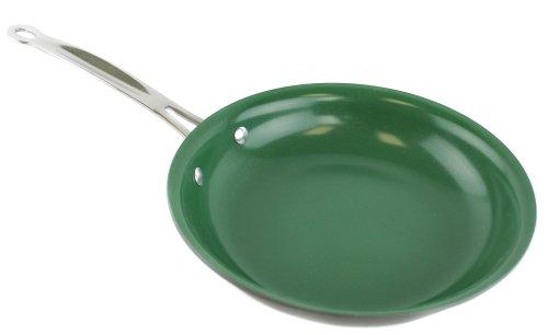 Orgreenic 10-Piece Anodized Non Stick Kitchen Cookware Set Pans Pots