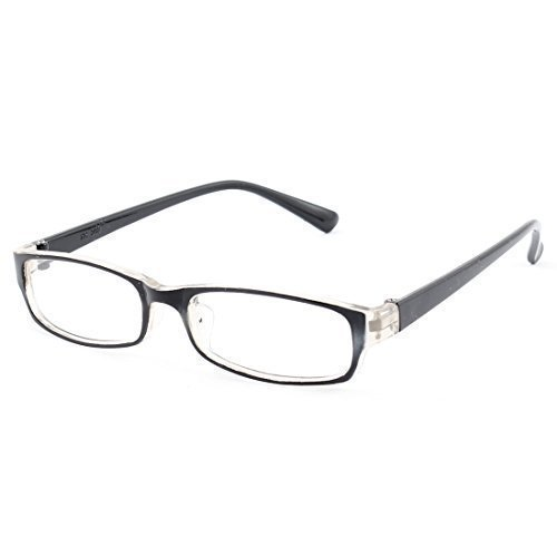 sourcingmap-kids-plastic-full-rim-rectangle-lens-plain-eyeglasses-plano-glasses-black-clear
