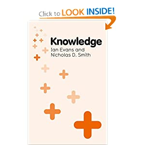 Download Knowledge (Polity Key Concepts in Philosophy) ebook