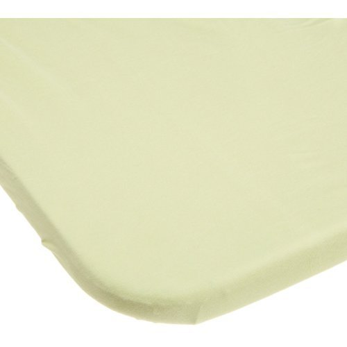 Green Fitted Bassinet Sheet By Koala Baby