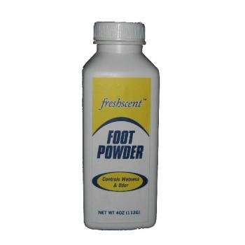 FRESHCENT Freshscent 4 oz Foot Powder Case Pack 48 at Sears.com