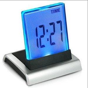 Eiiox Large Digital LED LCD Display Screen Desk Alarm Clock/nice Christmas Present