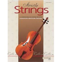 Strictly Strings - Cello - Book 1