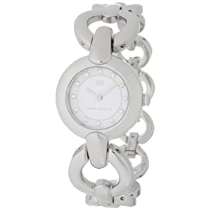 Tommy Hilfiger Women's 1781071 Classic Stainless-Steel Crystal White Dial Watch