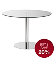 Gino Large Bistro Table