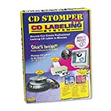 Avery 98107 CD-Stomper Pro - CD Labeling System for PC and Mac