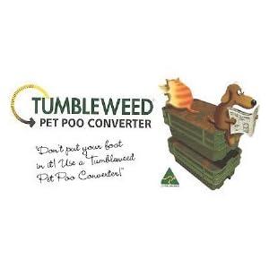 Tumbleweed Pet Poo Poop Composter Converter