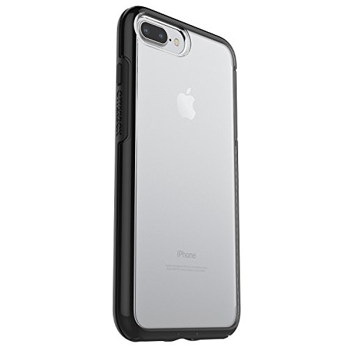 otterbox-symmetry-clear-custodia-per-iphone-7-plus-trasparente-bordo-nero