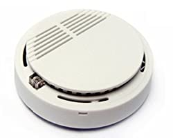 Smoke Detector / Fire Alarm for Home & Office - White from Cable Trader