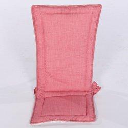 Gingham Stroller Liner - Color: Red front-1016185