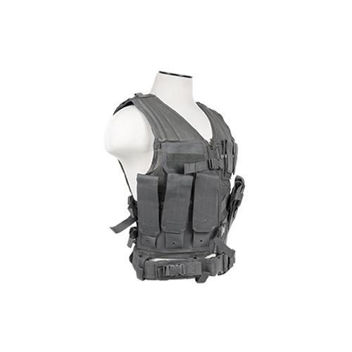 VISM CTV2916U Tactical Vest/urban Gray