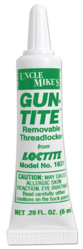 Uncle Mike'S Gun-Tite Resealable Adhesive, 6-Ml Tube
