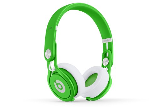 Beats By Dr Dre Mixr On-Ear Headphone (Neon Green)