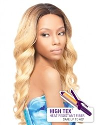 Outre Synthetic Lace Front Wig ZENN (DR27613)