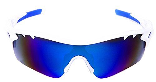 201eff1390281 Hulislem Wayfarers Style 70mm Sport Polarized Sunglasses -Case Color May  Vary Mens Polarized Womens