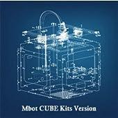 Mbot 3d Printer Plywood Kits Version Dual Head DIY Assembly Instructions 200x200x200mm