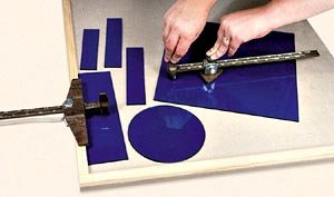 Glastar Replacement Wheel For Circle/ Strip Cutter (Glastar Circle Strip Cutter compare prices)