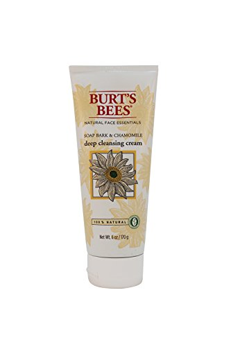 Burt's Bees Deep Cleansing Cream Soap Bark and Chamomile --