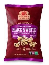 Popcorn, Indiana Drizzled Gluten Free Black & White Kettlecorn,6 oz. (White Corn For Sale compare prices)