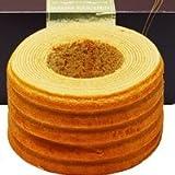 バウムクーヘン 焼き職人の技で、一層一層丹精込めて焼き上げたバウムクーヘン