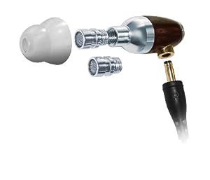 Sleek Audio SA1 High-Fidelity Siam Rosewood Earphones