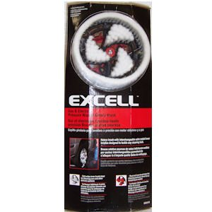 Excell Pressure Washer Rotating Brush Kit EXA310