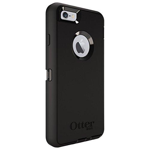 【日本正規代理店品】OtterBox Defender for iPhone 6 (4.7インチ) - ディフェンダー BLACK (ブラック/ブラック) OTB-PH-000139
