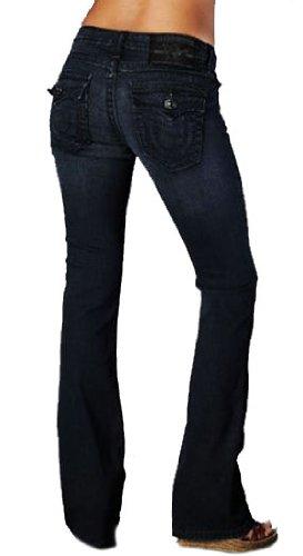 True Religion Brand Women's Becky Super T Jeans