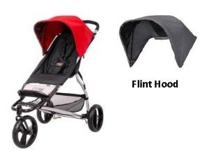 Mountain Buggy 2013 Mini Stroller (Flint)