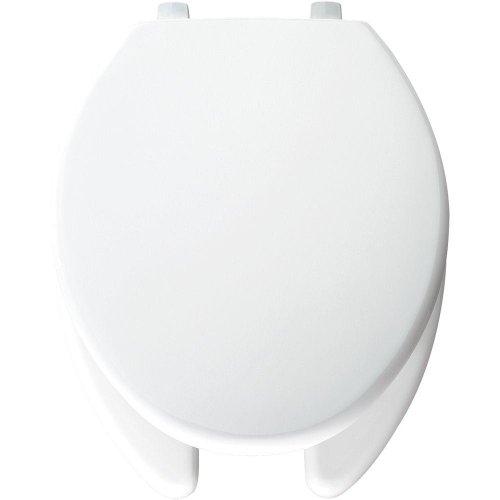 Tremendous Sale Bemis 7850Tdg 000 Sta Tite Elongated Open Front Toilet Creativecarmelina Interior Chair Design Creativecarmelinacom