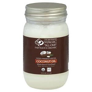 Dr. Bronner's Virgin Coconut Oil Whole Kernel 14 oz