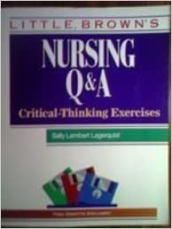Critical thinking games for nurses