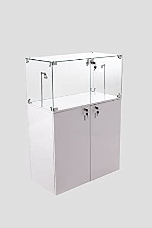 Shop Retail Display Cabinet 800x400x1150mm
