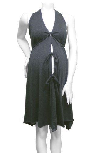 Pretty Pushers Women's Cotton Labor Gown