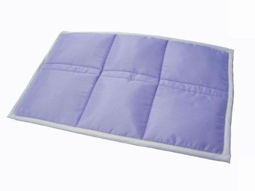 寝ながら出来る背中のマッサージ背筋指圧パット