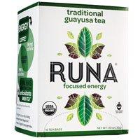 Отзывы Runa Amazonian Guayusa Traditional Herbal Tea