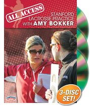 Amy Bokker: All Access Stanford Lacrosse Practice (DVD) by Championship Productions