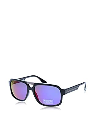 GUESS Gafas de Sol 6804 (60 mm) Negro