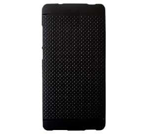 CooL Black Dot Back Cover For LYF Water 5