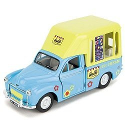 Morris Minor Ice Cream Van